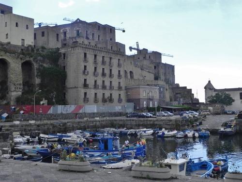 Pozzuoli en Italie (photos)