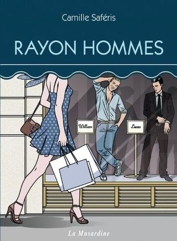 Rayon hommes - Camille Saféris
