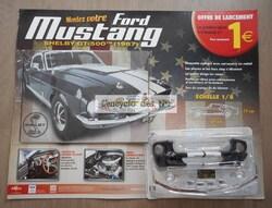 N° 1 Montez votre Ford Mustang Shelby GT500 - Lancement