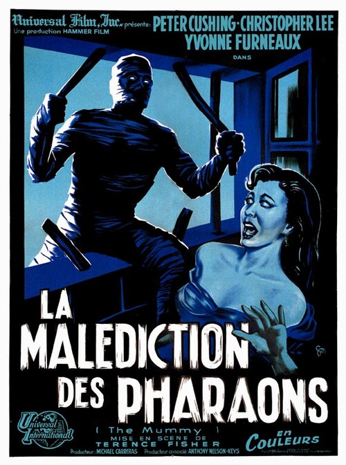 MALEDICTION DES PHARAONS