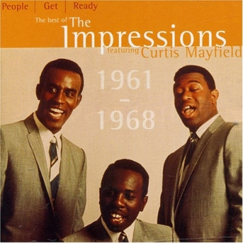 """2004 : Album CD """" People Get Ready : The Best Of 1961-1968 """" MCA Records 005 [ US ]"""