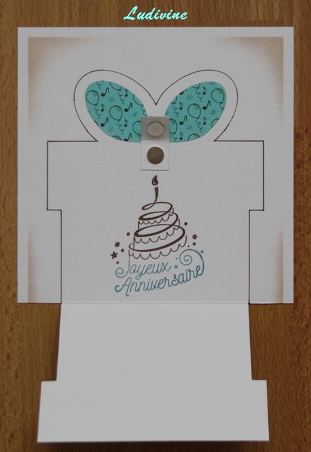Cartes d'anniversaire ... et Saint Valentin ...-2
