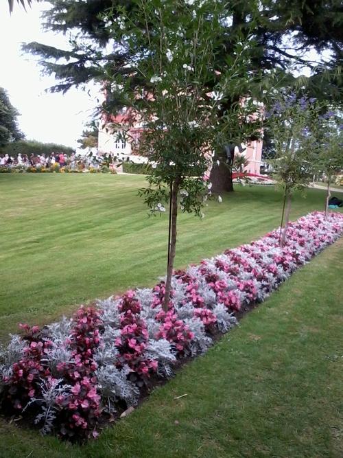 Le jardin Christian DIOR
