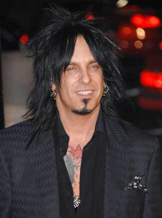 Nikki Sixx's near-death experience in 1987 led him to kick a drug habit.