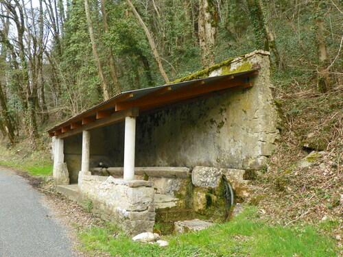 Petit patrimoine à Vorages et Lupieu