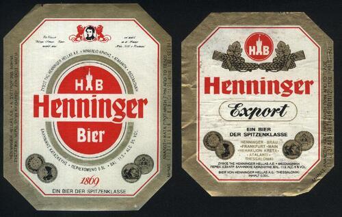 Henninger Brewery