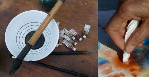 Journées Art à l'Atelier
