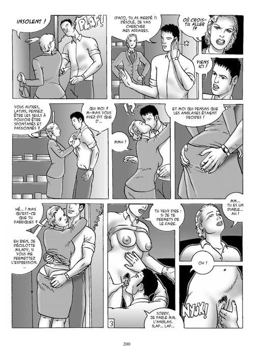 No sex, please, nous sommes Anglais