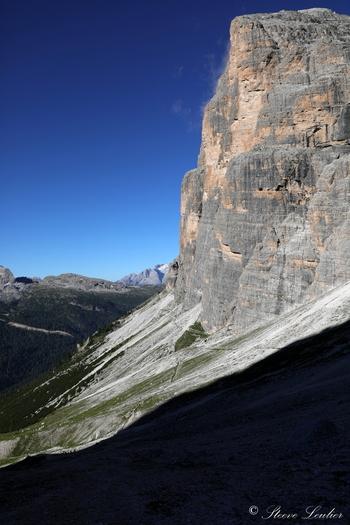 Trek dans les Dolomites