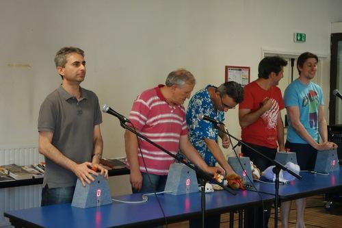 Tournoi de Trappes - 8 juin 2014