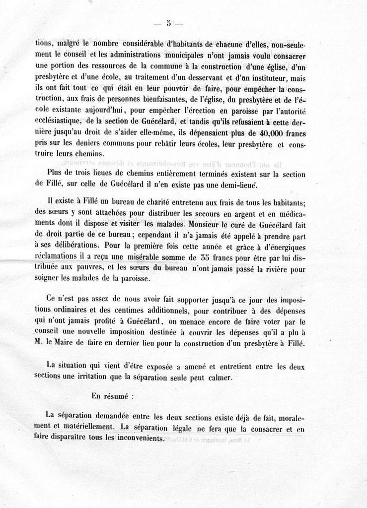 demande de séparaion page 3