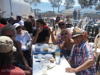 1er mai à Karathona beach