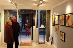 """Galerie """"Marché de Noël"""" de SAB's Connexion à Paris Odéon"""