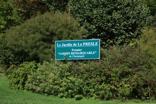 Centre Botanique de la Presle - Marne