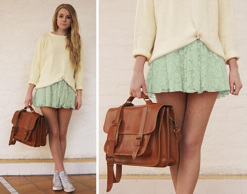 Les plus belles tenues pour le printemps ♥