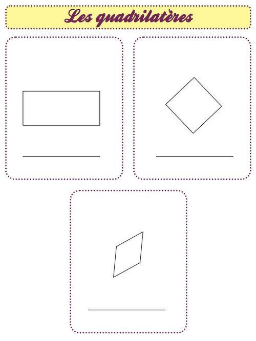 leçons de géométrie-ce1 ce2