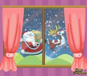 Jouer à Santa Claus gift escape