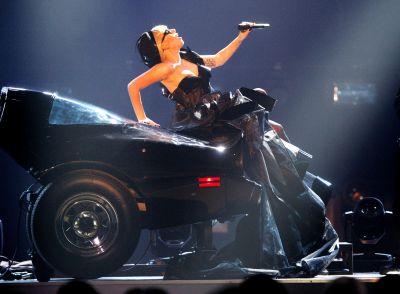 Lady Gaga au Bambi Awards !