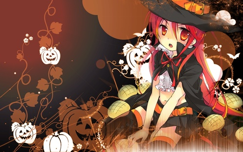 Image d'Hallowen de Shakugan no Shana et Tsubasa Reservoir Chronicle