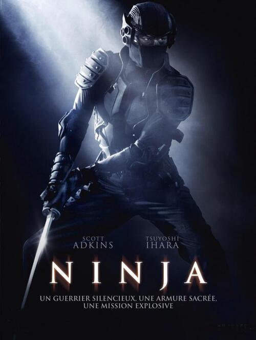 """Bonsoir a l'honneur : """" Ninja """""""