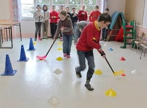 Ateliers de hockey - 01/14