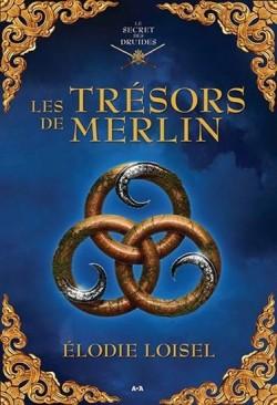 Couverture de Les trésors de Merlin