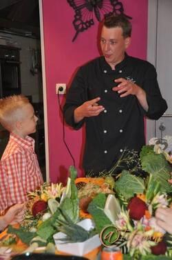 """Atelier """"1001 Belges"""" Bouquet de légumes"""