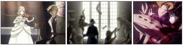 Animation Japonaise ❖ Dantalian no Shoka