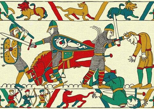 1066-2016 : 950e anniversaire de la bataille de Hastings (suite)