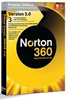 Norton 360 V.5 - Licence 90 jours gratuits
