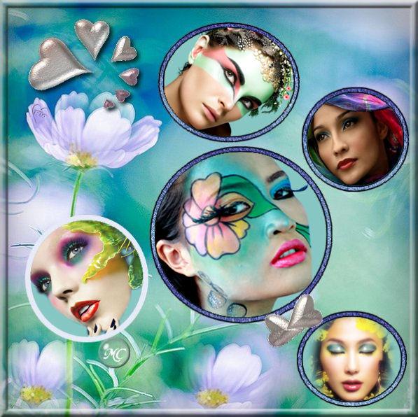 Maquillage Printanier