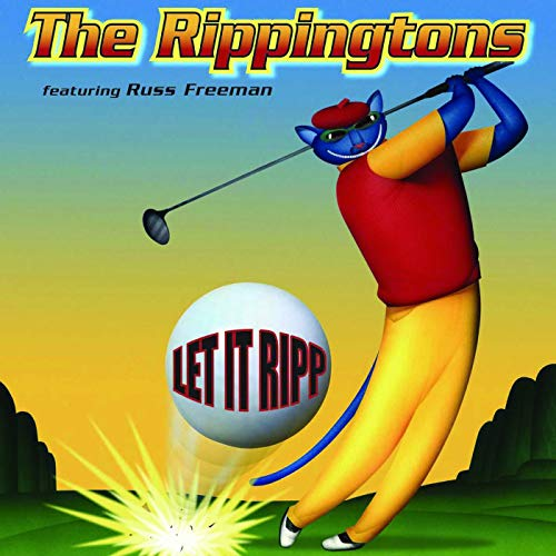 RIPPINGTONS - Island Aphrodisiac (2000)  (Smooth Jazz)