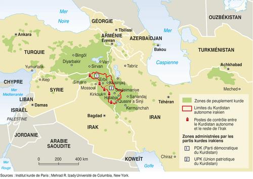 Affrontements entre Turcs et Kurdes