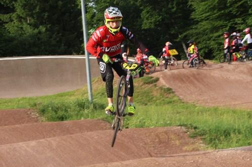 1 juin 2017 entrainement BMX Mandeure