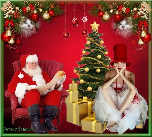 Défi Noel sur Jardin des copines