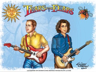 MAD WORLD-Tears For Fears