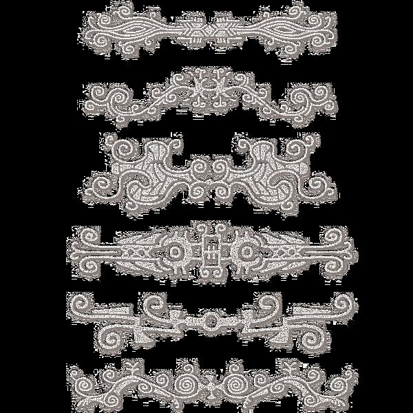 Dentelles grises 8