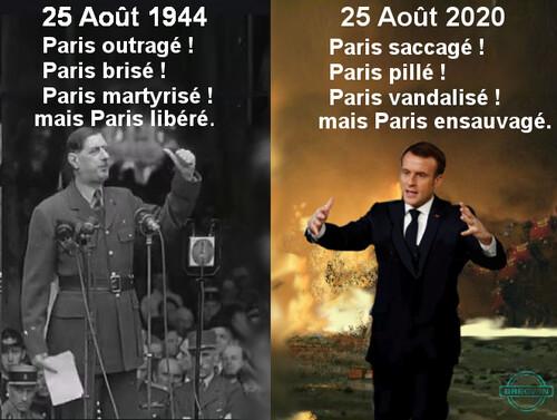 Violences à Paris