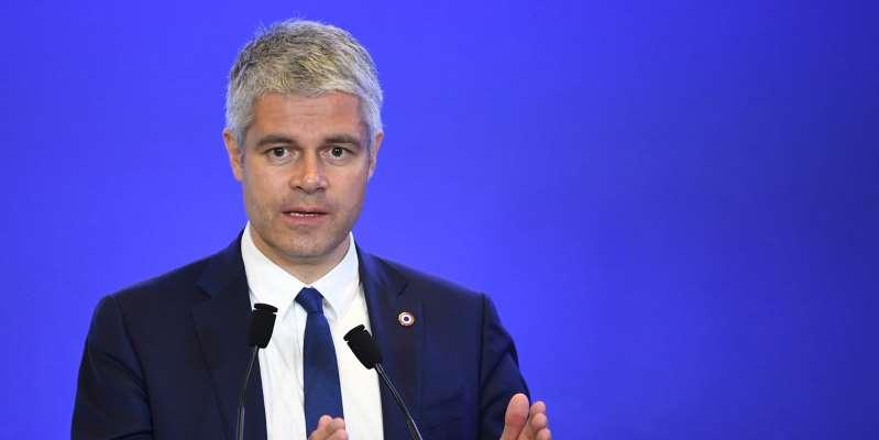 """Pour Wauquiez (LR), Macron """"conduit la France dans le mur"""""""