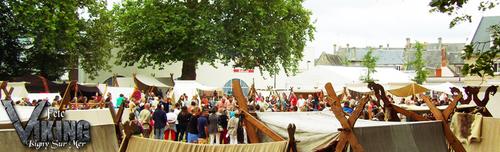 FVI fête viking Isigny sur mer