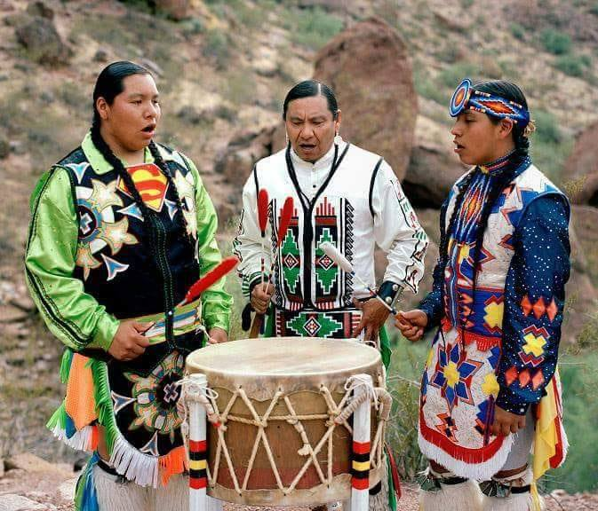 ☯ Une prière amérindienne
