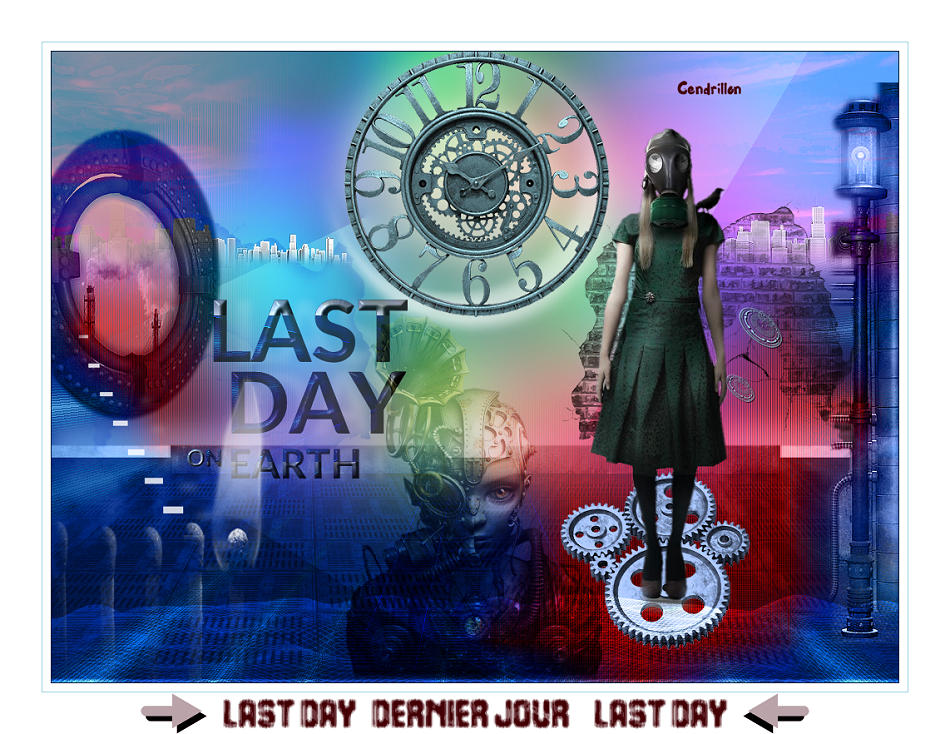 Last Day on Earth - Renée Graphisme