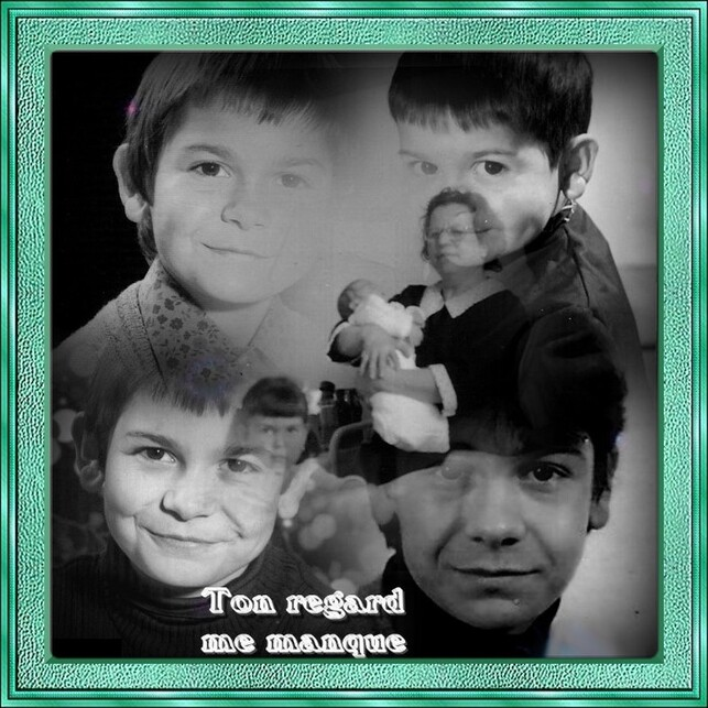 11 Avril il y a 49 ans c'étais Pâques , mon fils Bruno naissait ,