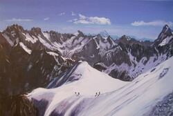 Montagnes et Rochers