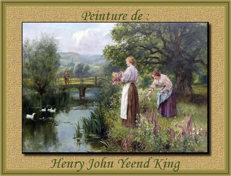 Peinture de : John Henry