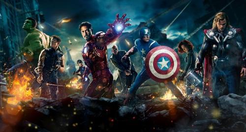 Marvel : Les Avengers (MCU)