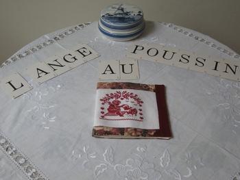 pochette l'ange au poussin 003
