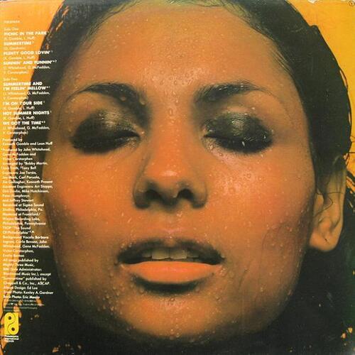 "1976 : MFSB : Album "" Summertime "" Philadelphia International Records PZ 34238 [ US ]"