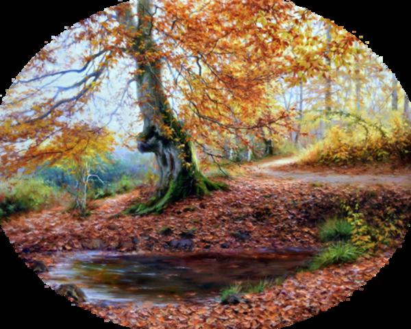 Paysage  d 'automne 4