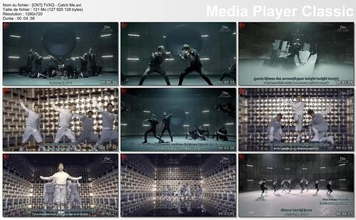 [MV] TVXQ! - Catch Me